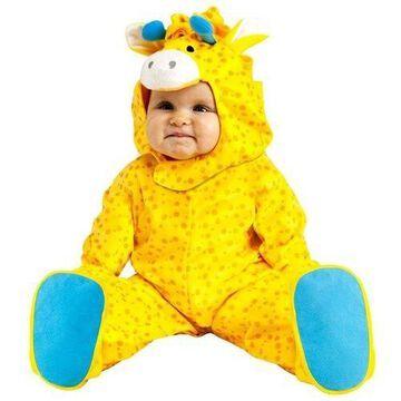 Morris Costumes Halloween Party Giraffe Infant 6-12 Mo