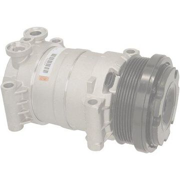 ACDelco Gold Air Conditioning Compressor 15-20144A