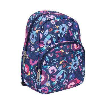 Travelon Anti-Theft Boho Backpack, Multicolor