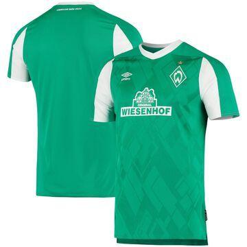 SV Werder Bremen Umbro 2020/21 Home Replica Jersey Green