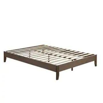 Simple Living Match Queen Platform Bed