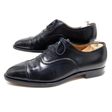 Church's Black Leather Lace ups