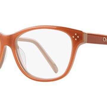 Chloe CE 2633 208 Womens Glasses Brown Size 52 - Free Lenses - HSA/FSA Insurance - Blue Light Block Available