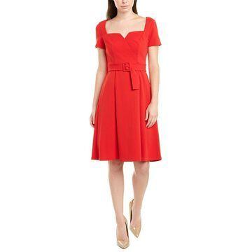 Donna Morgan Womens A-Line Dress
