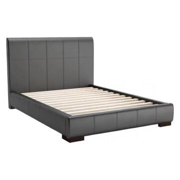 Zuo Modern Amelie Full Bed, Black