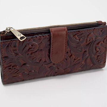 Patricia Nash Nazari Leather Fold Wallet