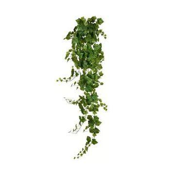 Vickerman Green Grape Leaf Ivy Hanging Bush -