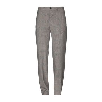 MASSIMO ALBA Casual pants