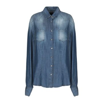 ATOS LOMBARDINI Denim shirts