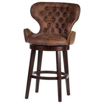Hillsdale Furniture Mid-City Swivel Bar Stool