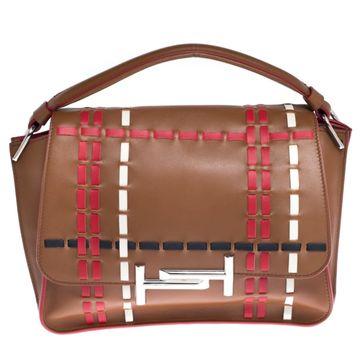 Tod's Brown Leather Handbags