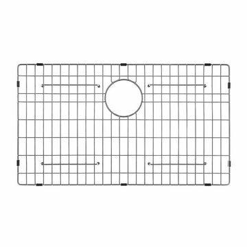 Kraus KRAUS Stainless Steel Bottom Grid for 30-in Undermount Single Bowl Kitchen Sink KHU100-30/18 (26-1/4-in x 14-1/4-in)