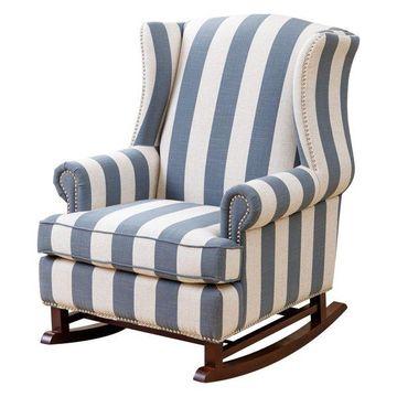 Abbyson Living Tessa Fabric Armchair