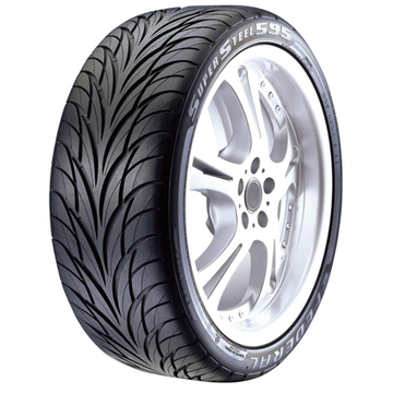 Federal SS595 High Performance Tire - 245/35R20 91W