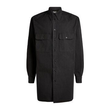 Lemaire Cotton Utility Overshirt