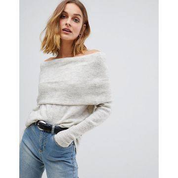 Vero Moda off shoulder sweater