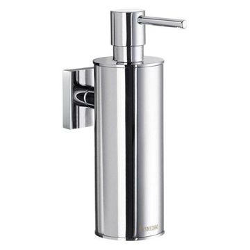Smedbo RK370 House 2 Wall Mount Soap Dispenser In Polished Chrome