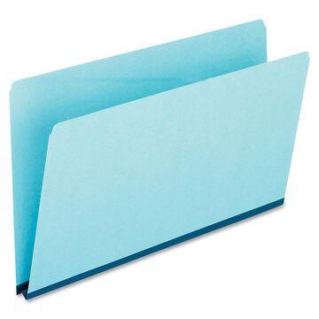 Pendaflex Straight Cut Prssbrd Top Tab Folders - Legal - 8 1/2