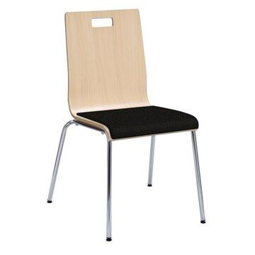 KFI JIVE Series Bentwood Cafe Chair, Multiple Colors