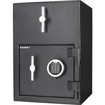 Barska 1.15 Cubic Ft Rotary Hopper Depository Safe