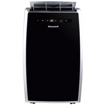Honeywell 12,000 BTU 115V Black And Silver Portable Air Conditioner