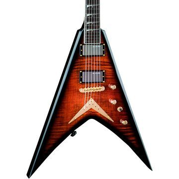 Signature Series VMNT Limited Edition Dave Mustaine Electric Guitar Tiger Eye
