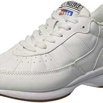 Propet Women's Walker LE Sneaker, White, 6 Medium Medium US