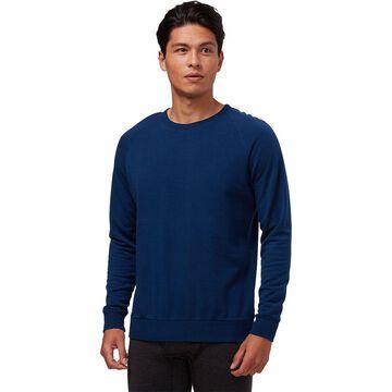 Nature Dye Helliers Long-Sleeve Crew Sweatshirt - Men's