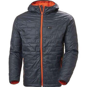 Helly Hansen Men's Lifaloft Hooded Insulator Jacket - Small - Slate