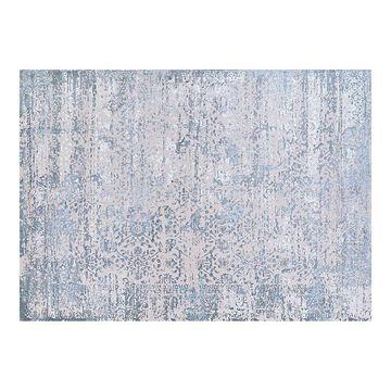 Couristan Europa Himalia Area Rug, Grey, 5X7.5 Ft