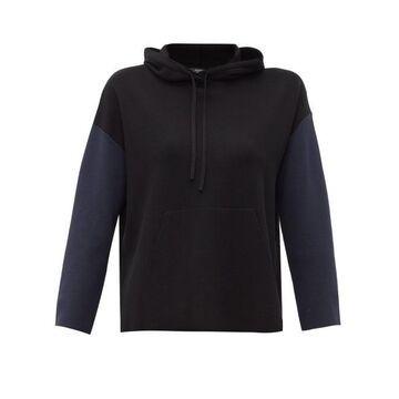 Weekend Max Mara - Addobbo Hooded Sweatshirt - Womens - Black Multi