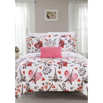 Chic Home Le Marias Bed In A Bag Comforter Set - -