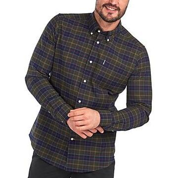 Barbour Tartan Button Down Shirt