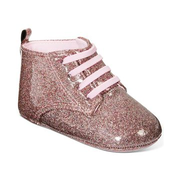Baby Girls Glitter Booties, Created For Macy's