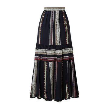 DEREK LAM Midi skirt