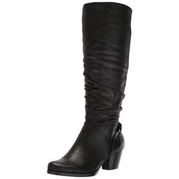 BareTraps Women's Bt Respect2 Riding Boot, Black, 7.5 US/7.5 M US