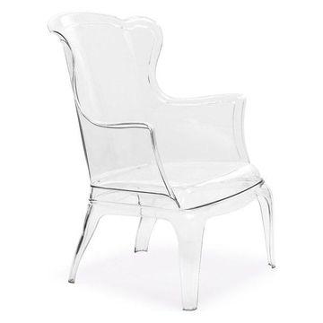 Zuo Modern Vision Chair Vision Transparent Chair