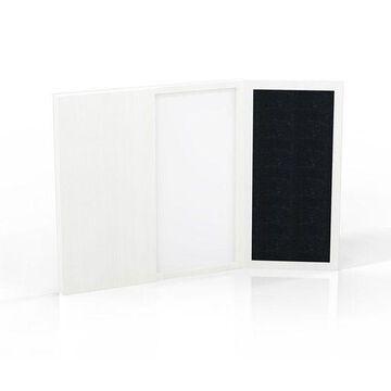''Presentation Board, Textured Sea Salt''