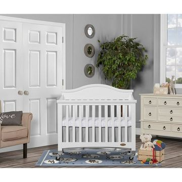 Dream On Me Venice Folding Portable Crib