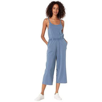 RVCA Maeve Jumper (Dark Denim) Women's Jumpsuit & Rompers One Piece
