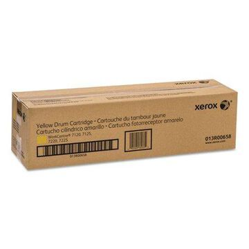 Xerox 013r00658 Drum Unit, 51000 Page-yield, Yellow