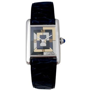 Vintage Cartier Tank Must Other Silver Watches