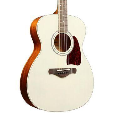 AC320ABL Solid Top Grand Concert Acoustic Guitar Blonde