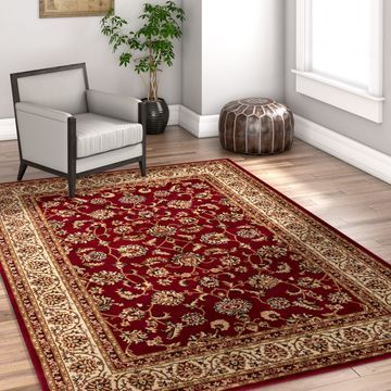 Well Woven Gwalia Traditional French Oriental Area Rug