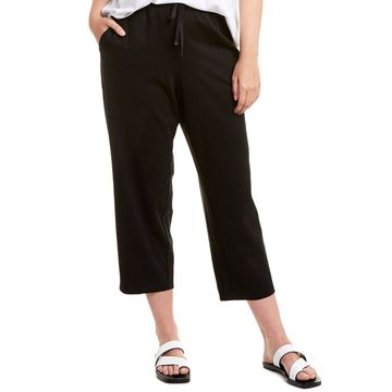Eileen Fisher Womens Plus Pant