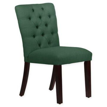 Skyline Furniture Sherwood Dining Chair in Green