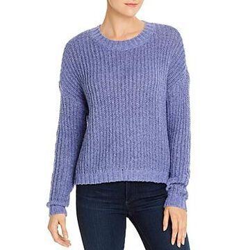 Vero Moda Ribbed Crewneck Sweater