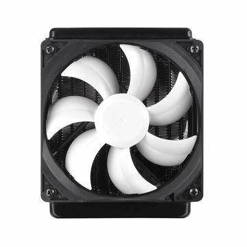 Thermaltake Water 3.0 Performer C Cooling Fan/water Block - 120 Mm - 2000