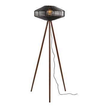 ADESSO Kingston Floor Lamp