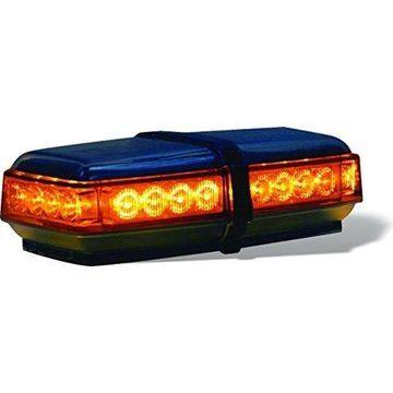Buyers Products (8891050) Magnetic Amber 10.93 x 5.75 x 3.44 12V Mini LED Light Bar